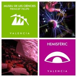 HEMISFERIC + MUSEO